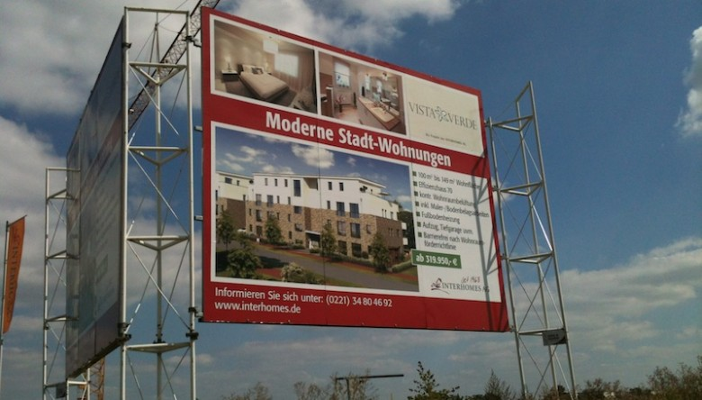 Moderne Stadtwohnungen Sürther Feld