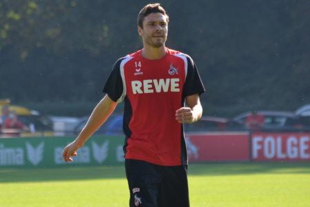 Jonas Hector 1.FC Köln Matchwinner gegen RBL