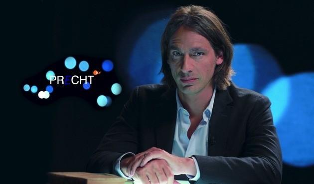 "Richard David Precht Foto: ""obs/ZDF/ZDF/[m] S. Cronauer. J. Lou"""