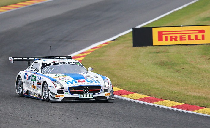 ADAC GT Masters 2015 Spa-Francorchamps- Team Zakspeed Foto:ADAC GT-Masters